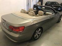 usado BMW 330 Cabriolet d Aut. Pelle