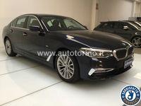 brugt BMW 520 SERIE 5 BERLINA d xdrive Luxury auto