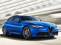 used Alfa Romeo Giulia 2.2 Turbodiesel 210 CV AT8 AWD Q4 Veloce