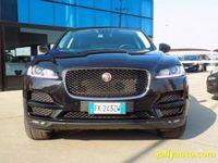 usata Jaguar F-Pace 2.0 D 180 CV AWD Prestige Automatico
