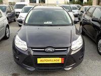 brugt Ford Focus SW 1.6 TD 2012' gancio traino