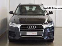 usata Audi Q3 2.0 TDI 120 CV S tronic