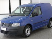 used VW Caddy VAN 2.0 ECO FUEL