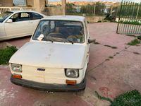 usata Fiat 126 storica - Anni 70