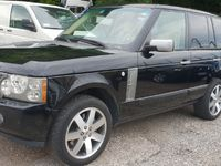 brugt Land Rover Range Rover Range Rover 3.6 TDV8 Vogue