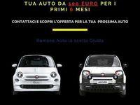 usata Fiat 500 500 New1.0 69Cv Hybrid Rockstar#Pronta Conse