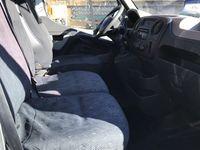 usata Nissan NV400 pulmino 9 posti