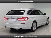 gebraucht BMW 520 d Touring Business
