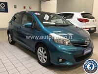 usata Toyota Yaris YARIS1.4 d-4d Lounge 5p m-mt