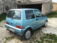 usata Fiat Cinquecento 1.1i cat hobby