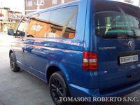 brugt VW Transporter 2.5 TDI/174CV PC Kombi Omol.autocarro 6 Posti. rif. 10938686