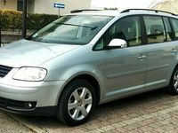 usata VW Touran Trend TDI 2007 solo 116500 km