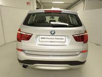 used BMW X3 xDrive20d Business aut. del 2016 usata a Asti