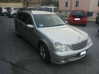 usata Mercedes C220 CDI cat S.W. Avantgarde INTERNI PELLE