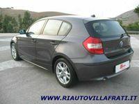 usata BMW 120 Serie 1 (E87) d cat 5 porte Futura