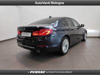 usata BMW 520 Serie 5 d xDrive Luxury del 2017 usata a Granarolo dell'Emilia