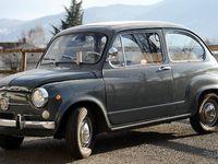 begagnad Fiat 600D - 1966