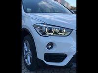 usado BMW X1 sDrive18d automatica