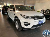 used Land Rover Discovery DISCOVERYsp. 2.0 td4 SE awd 150cv auto