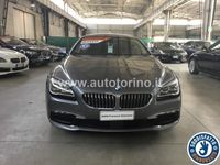 used BMW 640 SERIE 6 GRAN COUPE d g.coupe xdrive Luxury auto