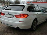usata BMW 520 d x-drive sport line