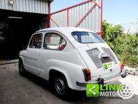 usata Fiat 600D portiere a vento (1960)