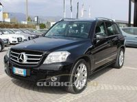 usata Mercedes GLK250 CDI 4Matic BlueEFFICIENCY Sport