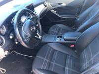 gebraucht Mercedes CLA200 sport automatic