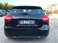 usata Mercedes A160 d Sport+pelle+navi(ITALIANA)PER NEOPATENTATI