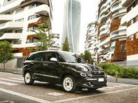 käytetty Fiat 500L Wagon 1.3 Multijet 95 CV Dualogic Urban