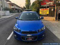 usata Chevrolet Aveo 1.2 86CV GPL 5 porte LS