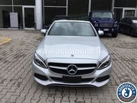brugt Mercedes 220 CLASSE C CABRIO C cabrioSport 4matic auto
