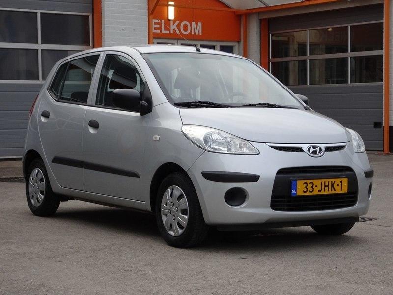 Tweedehandse 2009 Hyundai I10 1 1 El 67 Pk   U20ac 2 900