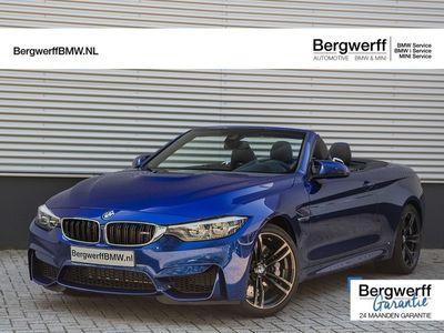 tweedehands BMW M4 4 Serie CabrioDCT Volleder