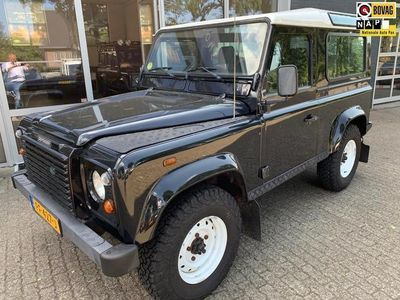 tweedehands Land Rover Defender 2.5 TD5 90 SW XTech