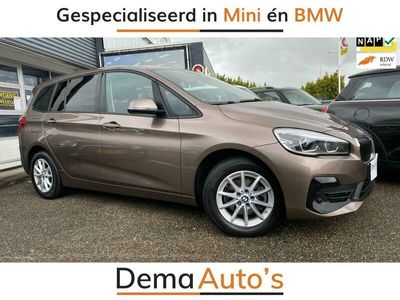 tweedehands BMW 216 2-SERIE Gran Tourer i 7p. Executive Edition NAVI/CAM/XENON/ECC/PD