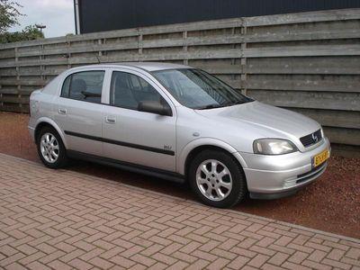 tweedehands Opel Astra 1.6 Njoy Automaat Airco