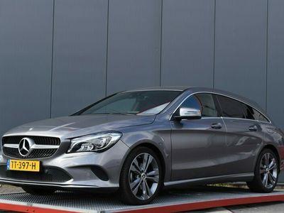 tweedehands Mercedes 180 CLA-KLASSE Shooting BrakeAMG Night Edition Plus