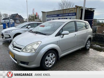 tweedehands Toyota Corolla Verso 1.8 VVT-i Sol Airco | Trekhaak | Climatecontrole |