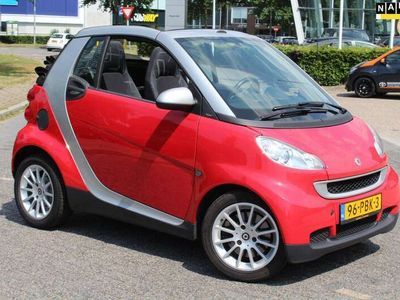 tweedehands Smart ForTwo Cabrio 1.0 mhd Passion Airco. Automaat. Orig. NL.