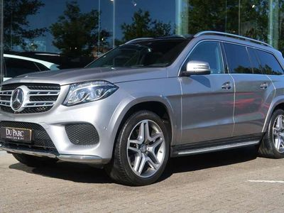 tweedehands Mercedes GLS350 CDI 4-Matic AMG-Pakket 7-Persoons 259 Pk