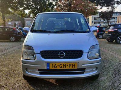 tweedehands Opel Agila goed onderhouden nieuwe apk grotebeurt