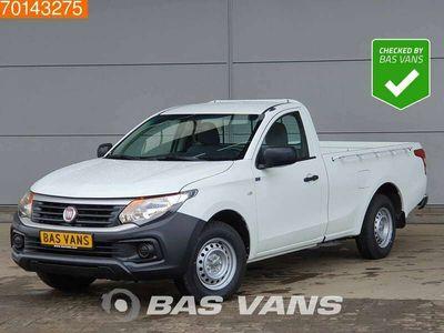 tweedehands Fiat Fullback 2.4L Benzin New Airco No Toyota Hilux 2WD Pickup O