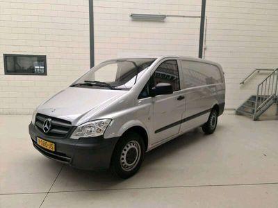 tweedehands Mercedes Vito 116 CDI 320 Lang DC Comfort Plus NAVI / PDC V+A /