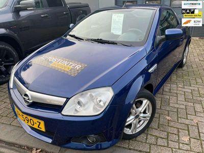 tweedehands Opel Tigra TwinTop 1.8-16V COSMO SPORT HARD-TOP VOL-LUXE HIST