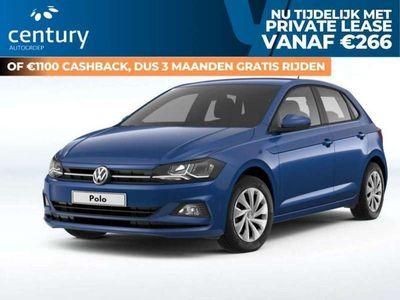 tweedehands VW Polo 1.0 TSI Comfortline 95 pk / Airco / Bluetooth / Ra