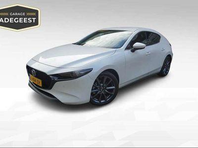 tweedehands Mazda 3 2.0 SkyActiv-X 180 Comfort met Bose Leer,PDC,Camer