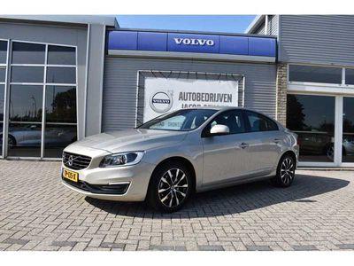 tweedehands Volvo S60 T3 150pk Polar+ Dynamic Automaat   Sportstoelen...