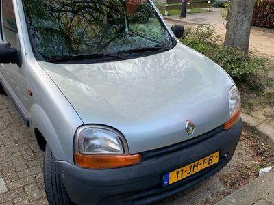 tweedehands Renault Kangoo authentique 1.2 16 v