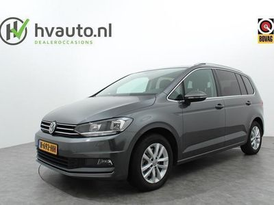 tweedehands VW Touran 1.5 TSI 150PK ACT HIGHLINE DSG7 7-P | Cruise Adapt. | Massage